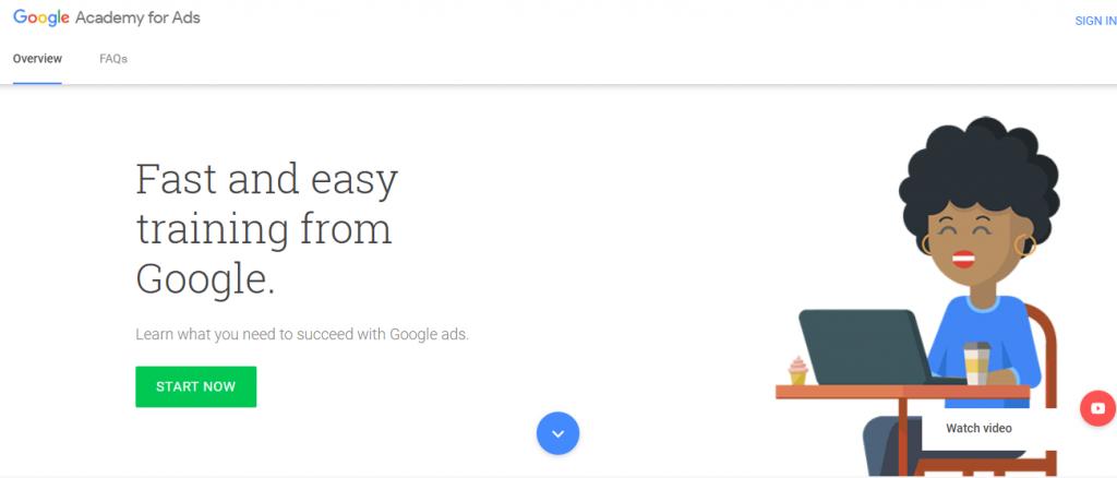 google認證內容