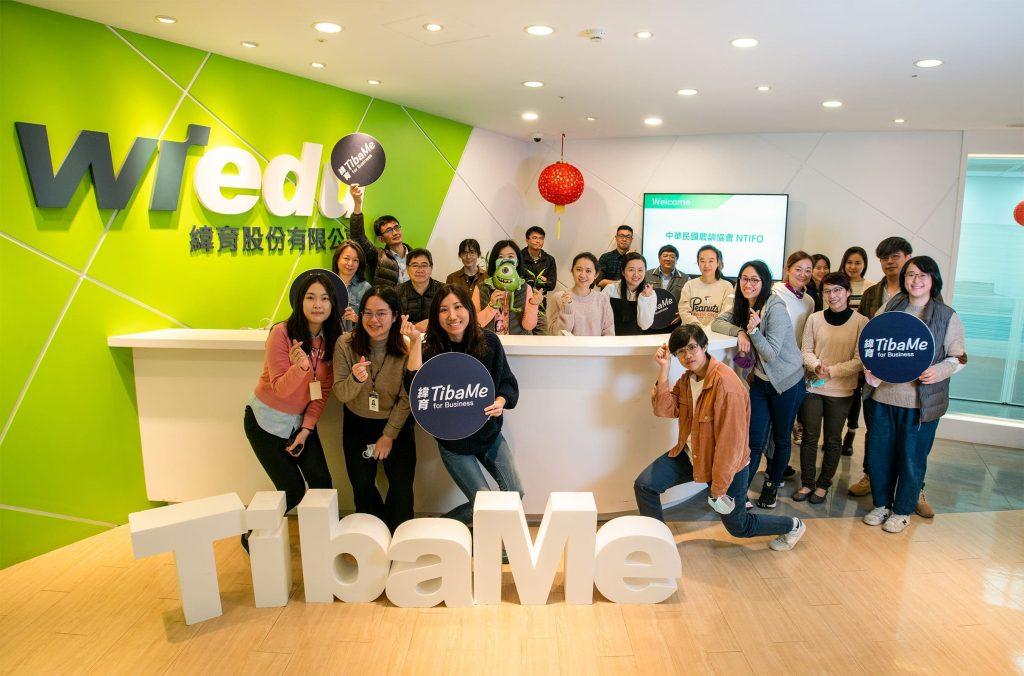 緯育TibaMe x 中國民國農訓協會培訓實錄
